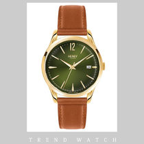ヘンリーロンドン 時計 HENRY LONDON Chiswick HL39-M-0102-LBR