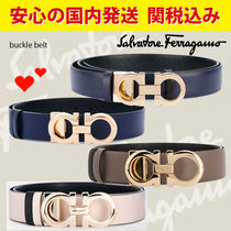 関税送料込国内発送★SALVATORE FERRAGAMO Gancini buckle belt