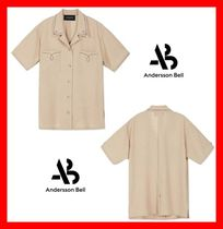 ☆人気☆【ANDERSSON BELL】☆SARAH COLLAR EMBROIDERED SHIRT☆