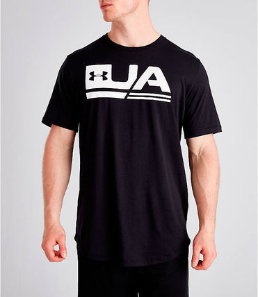 5733f2c58 UNDER ARMOUR Tシャツ・カットソー Under Armour Sportstyle Drop Hem T-Shirt ...