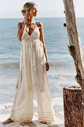 Free People セットアップ 日本未入荷★Free People ノースリーブセットアップ(5)