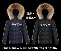 MONCLER(モンクレール) キッズアウター 大人気モデル【Moncler】19-20AW新作 New BYRON/8A,10A