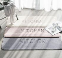 DECO VIEW(デコヴュー) マット 【DECO VIEW】 Kitchen embroidery kitchen mat