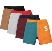 19SS Supreme S Logo Colorblocked Sweatshort スウェット