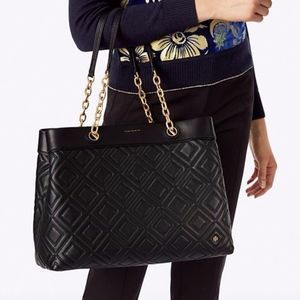 Tory Burch(トリーバーチ) FLEMING TRIPLE-COMPARTMENT TOTE
