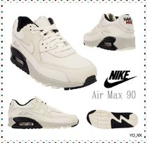 『NIKE』大人気♪AIR MAX 90◇HAVE A NIKE DAY◇アイボリー*