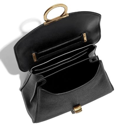 Salvatore Ferragamo ハンドバッグ SF367 MARGOT TOP HANDLE BAG SMALL(4)
