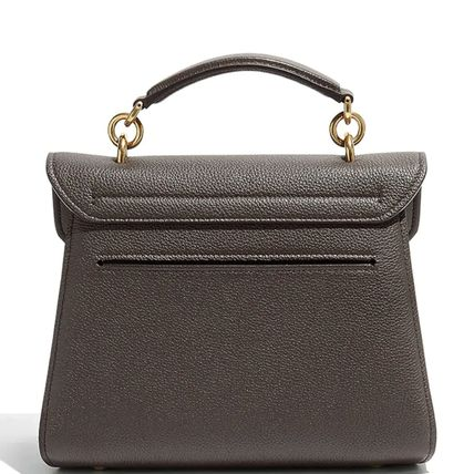 Salvatore Ferragamo ハンドバッグ SF367 MARGOT TOP HANDLE BAG SMALL(7)