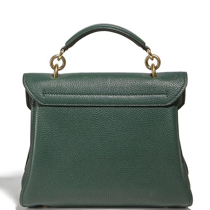 Salvatore Ferragamo ハンドバッグ SF367 MARGOT TOP HANDLE BAG SMALL(10)