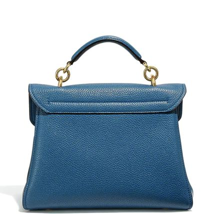 Salvatore Ferragamo ハンドバッグ SF367 MARGOT TOP HANDLE BAG SMALL(14)