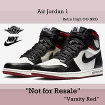 "NIKE Air Jordan 1 Retro High OG NRG ""Not for Resale"" FW 18"