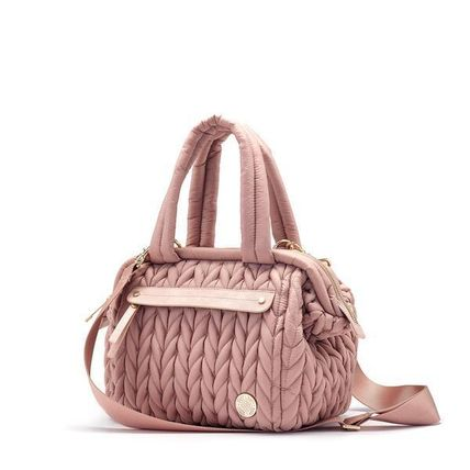 HAPP マザーズバッグ Paige Mini Dusty Rose(12)