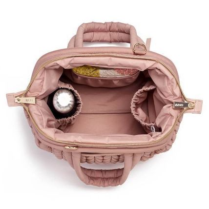 HAPP マザーズバッグ Paige Mini Dusty Rose(13)