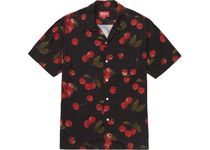 Supreme Cherry Rayon S/S Shirt SS19 Week 9