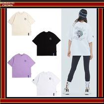 [ROMANTIC CROWN]  Easy Day Vibe T Shirt 全4色 /追跡付