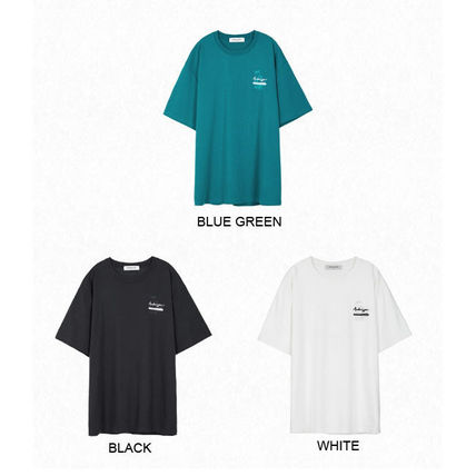 ANDERSSON BELL Tシャツ・カットソー ANDERSSON BELL★パームツリープリントTシャツ 3色★UNISEX(2)