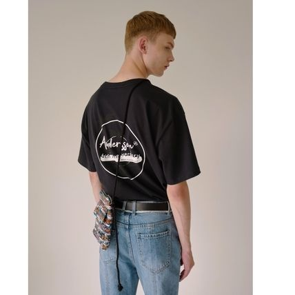 ANDERSSON BELL Tシャツ・カットソー ANDERSSON BELL★パームツリープリントTシャツ 3色★UNISEX(7)