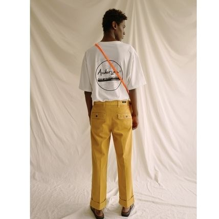 ANDERSSON BELL Tシャツ・カットソー ANDERSSON BELL★パームツリープリントTシャツ 3色★UNISEX(11)