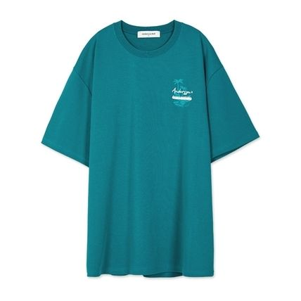 ANDERSSON BELL Tシャツ・カットソー ANDERSSON BELL★パームツリープリントTシャツ 3色★UNISEX(13)
