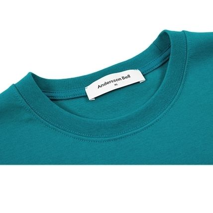 ANDERSSON BELL Tシャツ・カットソー ANDERSSON BELL★パームツリープリントTシャツ 3色★UNISEX(15)