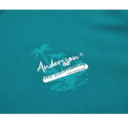 ANDERSSON BELL Tシャツ・カットソー ANDERSSON BELL★パームツリープリントTシャツ 3色★UNISEX(16)
