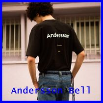 ANDERSSON BELL★シグニチャーエンブレムTシャツ 4色★UNISEX