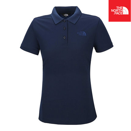 THE NORTH FACE Tシャツ・カットソー 【THE NORTH FACE】W'S CMX PRIME S/S POLO NT7PK38A
