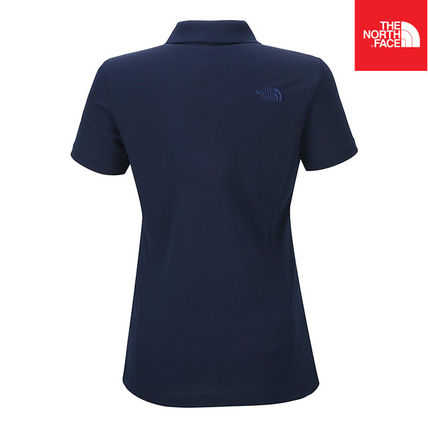 THE NORTH FACE Tシャツ・カットソー 【THE NORTH FACE】W'S CMX PRIME S/S POLO NT7PK38A(2)