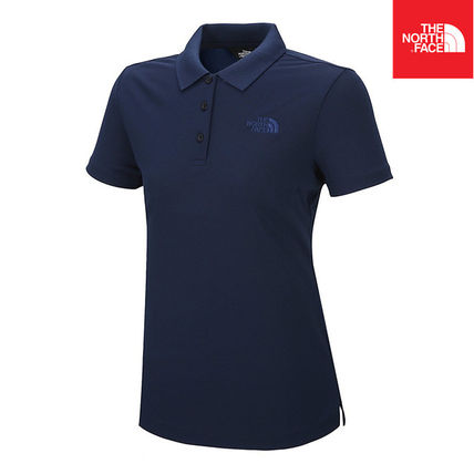 THE NORTH FACE Tシャツ・カットソー 【THE NORTH FACE】W'S CMX PRIME S/S POLO NT7PK38A(3)