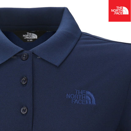 THE NORTH FACE Tシャツ・カットソー 【THE NORTH FACE】W'S CMX PRIME S/S POLO NT7PK38A(4)