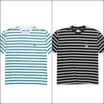 ポーラースケート ポケットT POLAR SKATE CO. STRIPE POCKET TEE