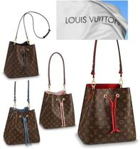 Louis Vuitton SAC SEAU NEONOE  バケツ ネオノエ