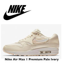 サイズが豊富 Nike Air Max 1 Jelly Swoosh Pale Ivory