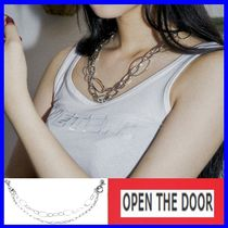 [OPEN THE DOOR]   another 2-chain keyring / 追跡付
