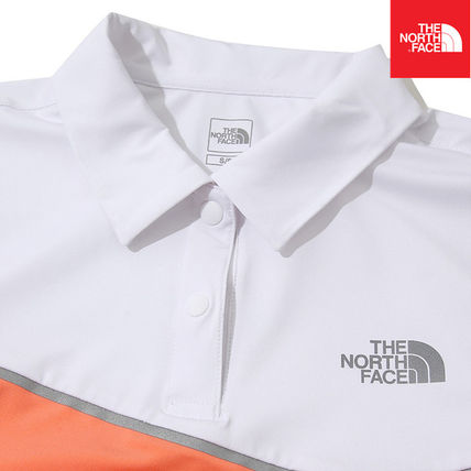 THE NORTH FACE Tシャツ・カットソー 【THE NORTH FACE】W'S STRETCH ON S/S POLO NT7PK42C(3)