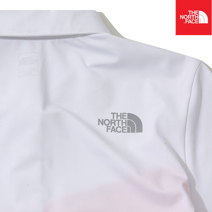 THE NORTH FACE Tシャツ・カットソー 【THE NORTH FACE】W'S STRETCH ON S/S POLO NT7PK42C(5)