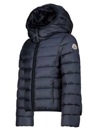 MONCLER キッズアウター ☆MONCLER☆ ガールズFinlande ネイビー♪ 4A/6A(7)