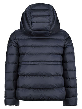 MONCLER キッズアウター ☆MONCLER☆ ガールズFinlande ネイビー♪ 4A/6A(8)