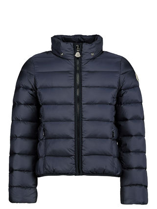 MONCLER キッズアウター ☆MONCLER☆ ガールズFinlande ネイビー♪ 4A/6A(9)