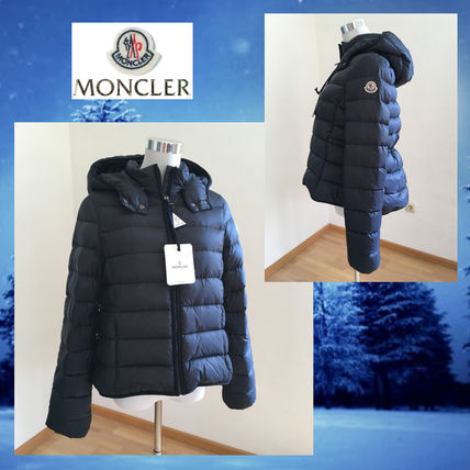 MONCLER キッズアウター ☆MONCLER☆ ガールズFinlande ネイビー♪ 4A/6A