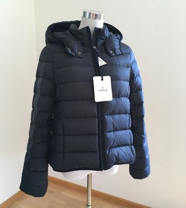 MONCLER キッズアウター ☆MONCLER☆ ガールズFinlande ネイビー♪ 4A/6A(2)