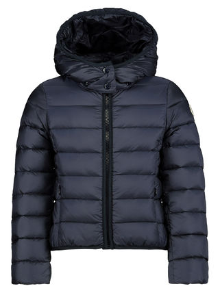 MONCLER キッズアウター ☆MONCLER☆ ガールズFinlande ネイビー♪ 4A/6A(6)