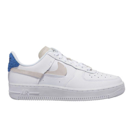 """2019 Nike Air Force 1 """"Inside Out"""" White Grey For Sale"""