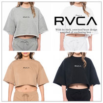 RVCA(ルーカ) Tシャツ・カットソー 【送料無料】RVCA SMALL RVCA CREW SS セットアップトップス