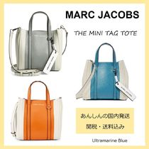 MARC JACOBS【国内発送】THE MINI TAG 21 TOTE★NEW☆