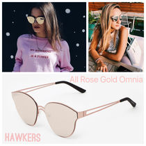 Hawkers(ホーカーズ) サングラス HAWKERS/ All Rose Gold Omnia