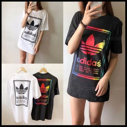 adidas Tシャツ・カットソー 国内発送/正規品★adidas Originals★MEN'S ARCHIVE GRAPHIC TEE