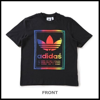 adidas Tシャツ・カットソー 国内発送/正規品★adidas Originals★MEN'S ARCHIVE GRAPHIC TEE(2)