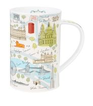 ハロッズ Harrods ★ London Map Mug ★ 未入荷
