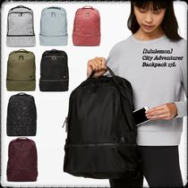大人気☆【lululemon】City Adventurer Backpack 17L